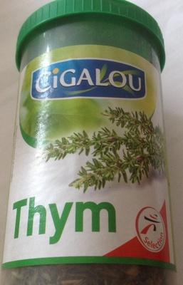 Thym en poudre - Product
