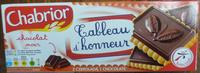 Tableau d'Honneur chocolat noir - Produit