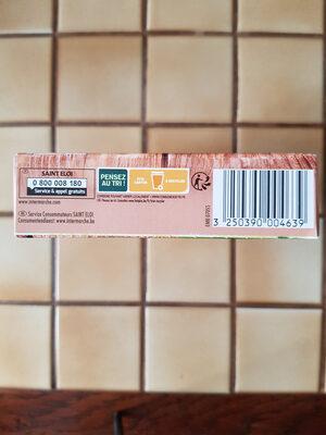 Lentilles vertes - Recyclinginstructies en / of verpakkingsinformatie - fr