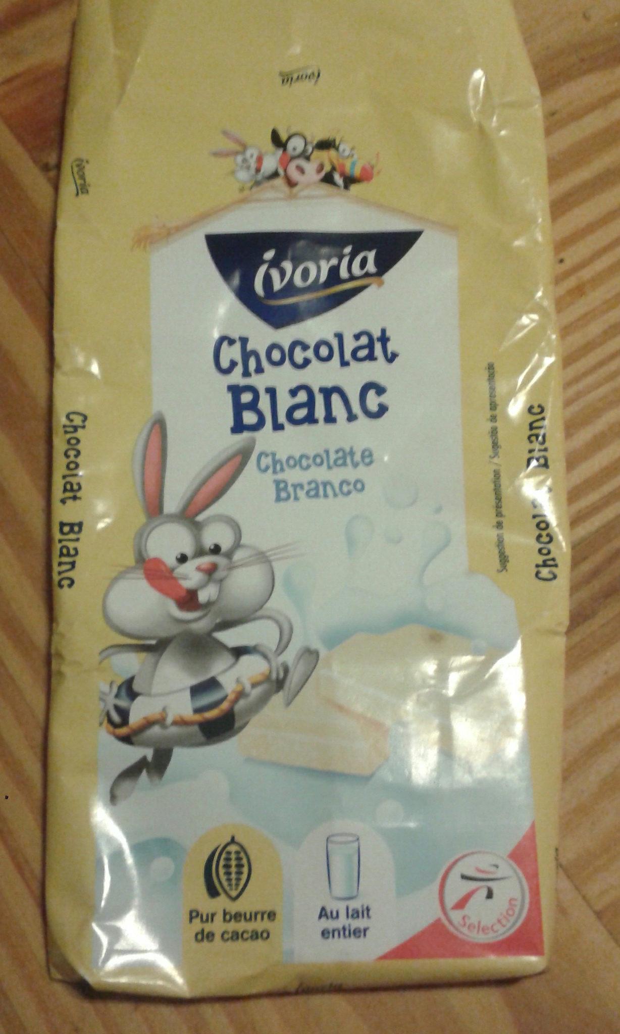 Chocolat Blanc ivoria - Product