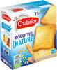 Biscottes nature - Produit