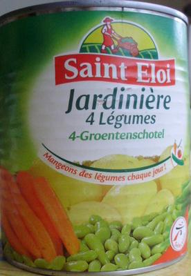 Jardinière de 4 légumes - Produit - fr