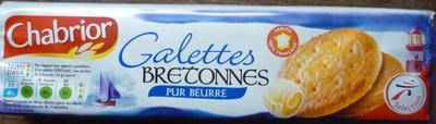 Galettes bretonnes pur beurre - Produit - fr