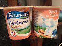 Yaourt sucré au sucre de canne - Product