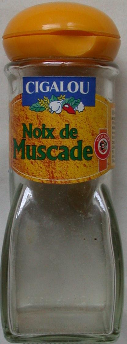 Cigalou Noix de Muscade - Product