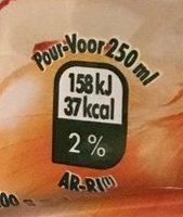 ST Eloi Soupe A L Oignon - Voedingswaarden - fr