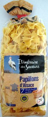 Spaghetti, Coquillettes, Torsades, Papillons, Macaroni, Nids, Nouilles bouclées, Penne - Produit - fr