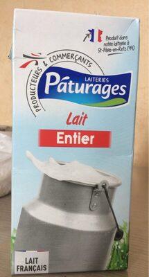 lait entier - Produit - fr