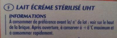 Printiligne 0% de mat. gr. - Ingredients - fr