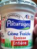 Crème Fraîche épaisse, Le Pot, - Product
