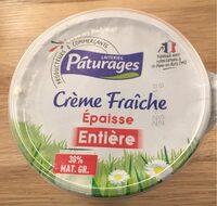 Crème Fraîche Épaisse Entière (30 % MG) - Product - fr