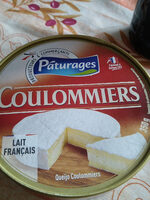 Coulommiers (23 % MG) - Product - fr