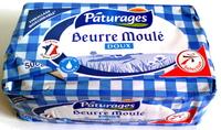 Beurre moulé doux - Product