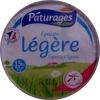 Crème fraîche épaisse légère Pâturages - Product