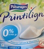 Printiligne nature (0 % MG) 12 pots - Product