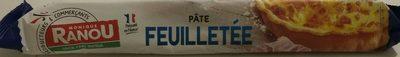 Pate feuilletée - Produit - fr