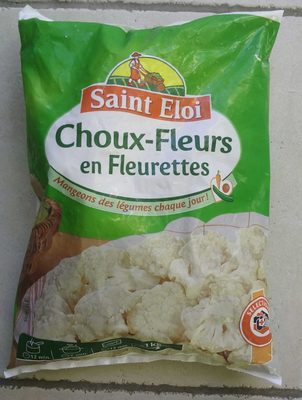Choux fleurs en fleurettes - Product