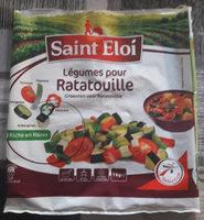 Légumes Pour Ratatouille 1 kg - Produit - fr