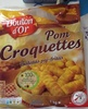Pom Croquettes 1 kg Bouton d'Or - Product