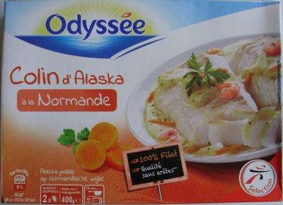 Colin d'Alaska à la Normande, Surgelé - Product