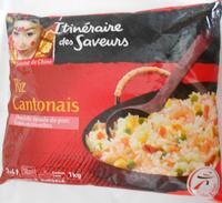 Riz Cantonais ,Surgelé - Product - fr