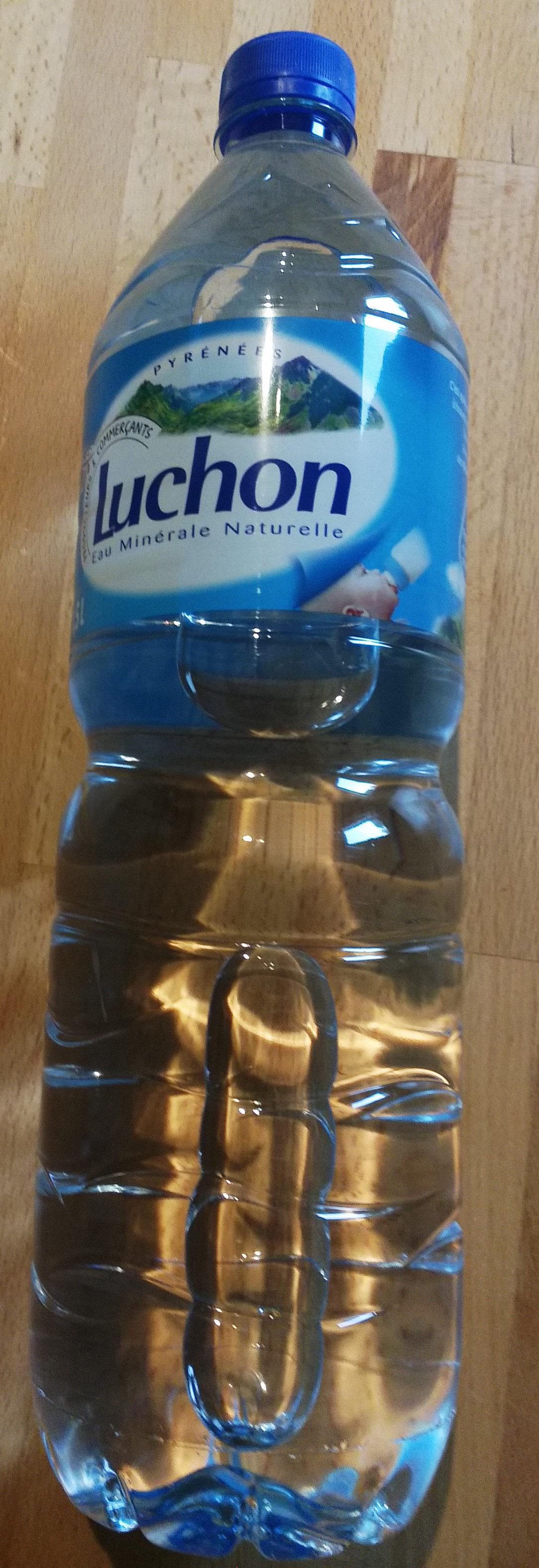 Eau minérale naturelle 1,5L - Produit - fr