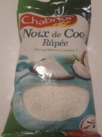 Noix de Coco Râpée - Nutrition facts