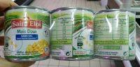 Maïs Doux En Grains Sous Vide 3 x 1 / 4 - Produit - fr