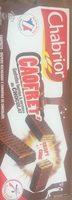 Caofret Gaufrettes fourrées & enrobées de chocolat - Produit - fr