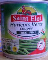 Haricots Verts coupés Très Fins - Product - fr