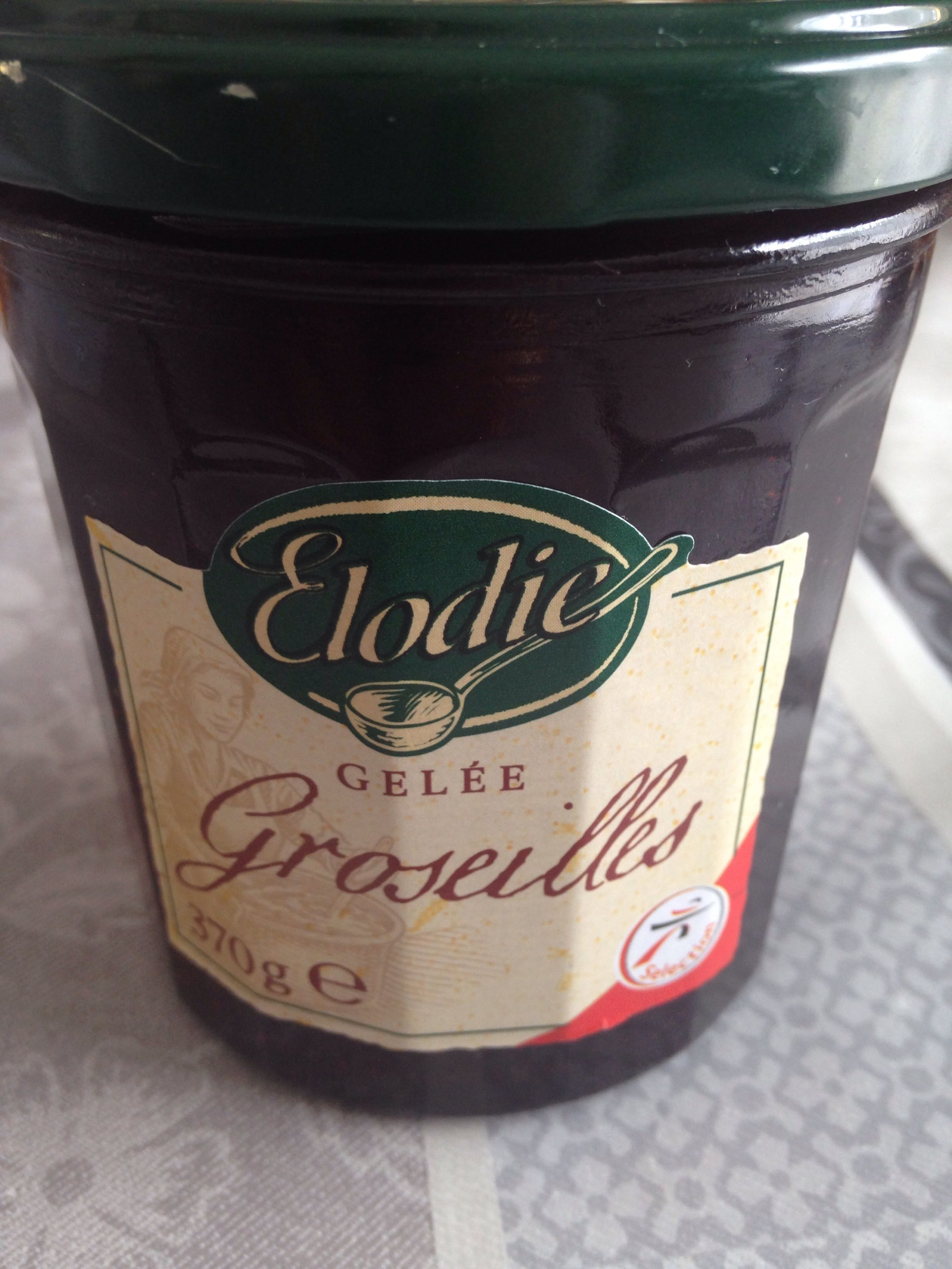 Gelée de groseille - Product - fr