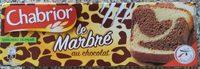 Le marbré au chocolat - Produit - fr