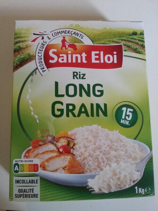 Riz long grain - 15 minutes - Produit - fr