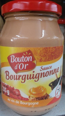 Sauce bourguignonne au vin de Bourgogne - Produit - fr
