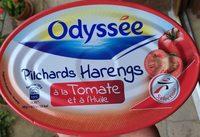 Pilchards Harengs à La Tomate Et à L'huile, La Boîte, 367g - Product - fr
