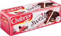 Biscuits Sweet framboise - Product - fr