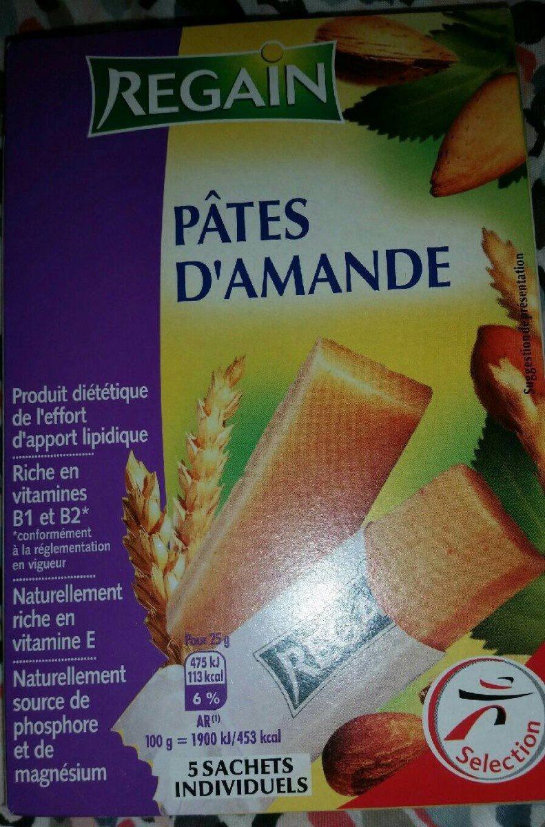 Barres Amande - Product