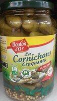 Les Cornichons extra fins - Produit - fr