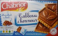 Tableau d'honneur chocolat au lait - Product - fr