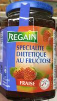 Spécialité Diététique au Fructose Fraise - Product