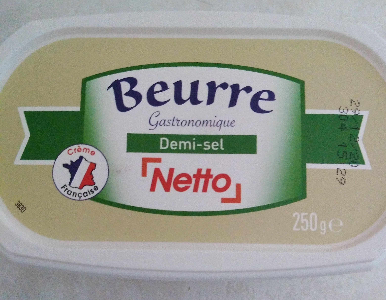 Beurre Demi-sel, - Produit - fr