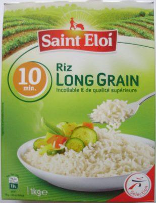 Riz long grain - 10 minutes - Produit - fr