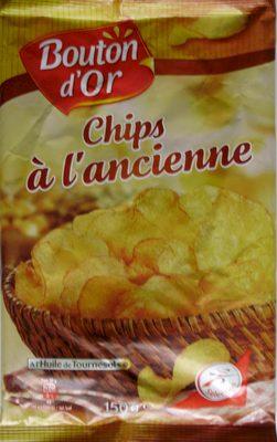 Chips à l'ancienne - Produit - fr