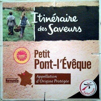 Petit Pont-l'Évêque AOP (22 % MG) - Product - fr