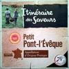 Petit Pont-l'Évêque AOP (22 % MG) - Produit