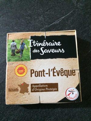 Petit Pont-l'Évêque AOP (22 % MG) - Nutrition facts - fr