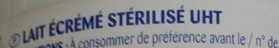 Printiligne 0% de mat.gr. - Ingrédients - fr