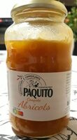 Paquito Compote d'Abricots - Product - fr