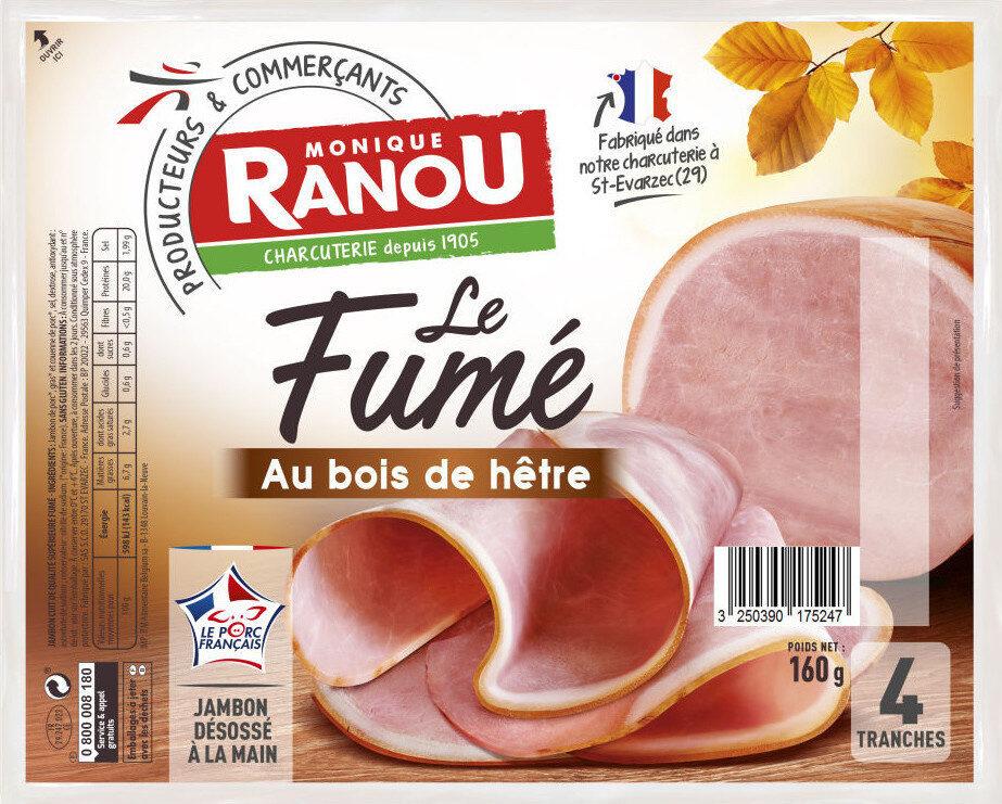 Mon Gourmand Fumé au Bois de Hêtre - Produit - fr