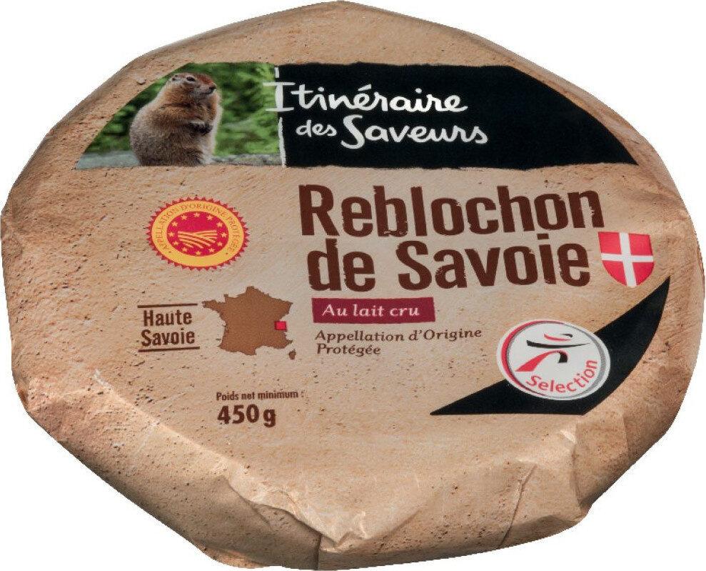 Reblochon de Savoie AOP - Product - fr